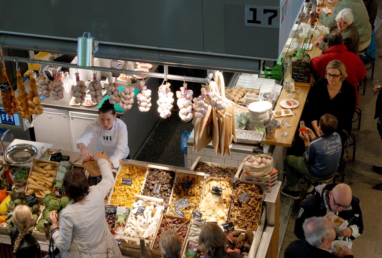 Foto-College markthal Rotterdam