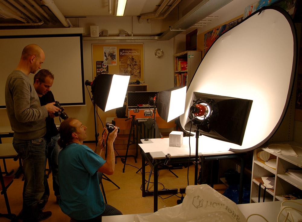 Foto-College Productfotografie en fotografie voor je website en webshop